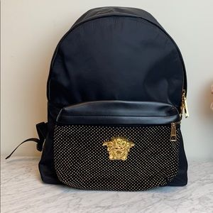 Other - Versace Palazzo Stud Backpack
